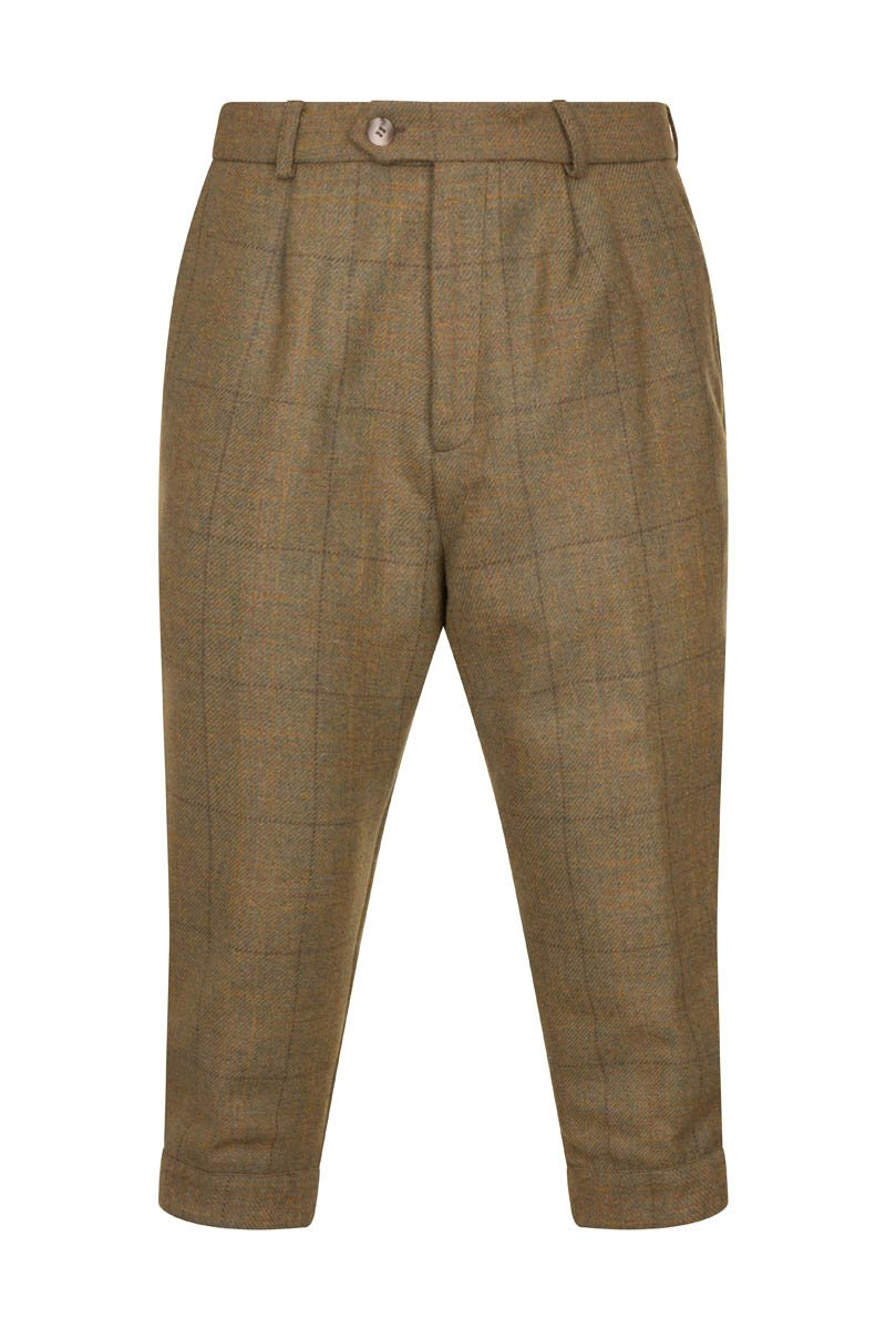 Bernard Weatherill Tweed Breeks Slit Pocket Kirkton 283/569 Savile Row Gentlemens Outfitters