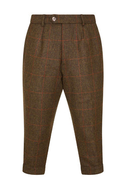 Bernard Weatherill Tweed Breeks Slit Pocket Kirkton 283/570 Savile Row Gentlemens Outfitters