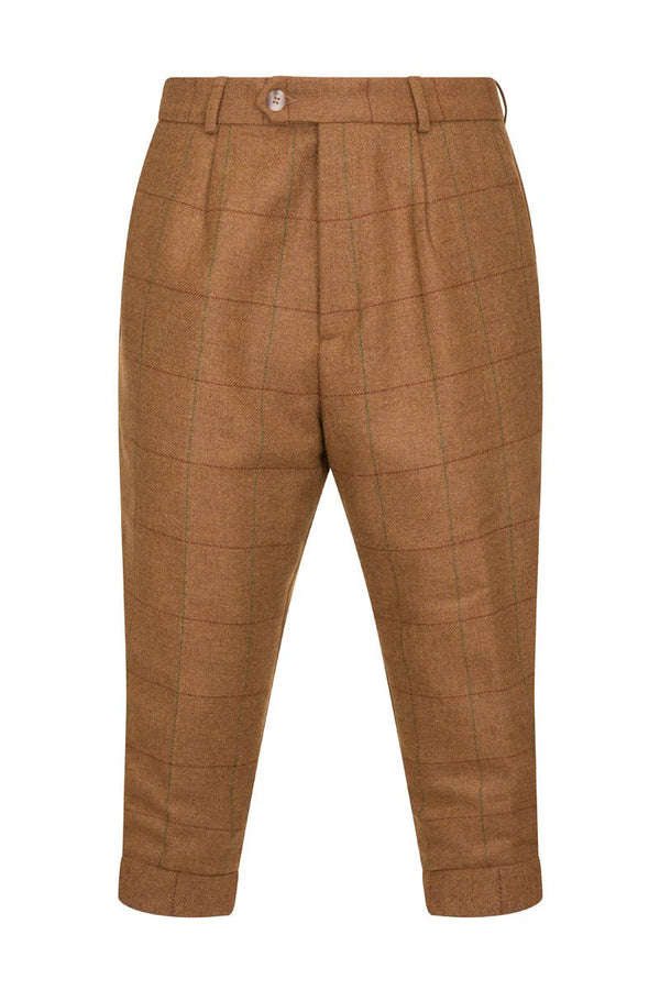 Bernard Weatherill Tweed Breeks Slit Pocket Teviot 124/956 Savile Row Gentlemens Outfitters