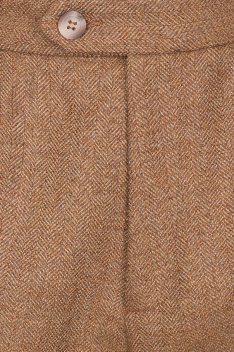 Bernard Weatherill Tweed Breeks Slit Pocket Teviot 124/980 Savile Row Gentlemens Outfitters