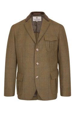 Bernard Weatherill Tweed Sports Coat Kirkton 283/569 Savile Row Gentlemens Outfitters