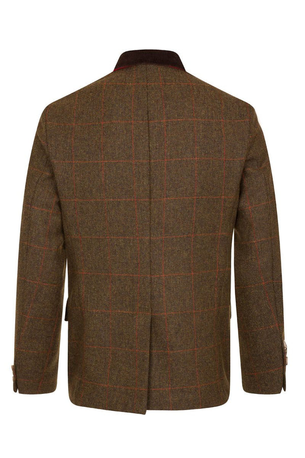 Bernard Weatherill Tweed Sports Coat Kirkton 283/570 Savile Row Gentlemens Outfitters