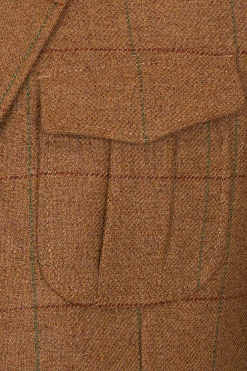Bernard Weatherill Tweed Sports Coat Teviot 124/956 Savile Row Gentlemens Outfitters