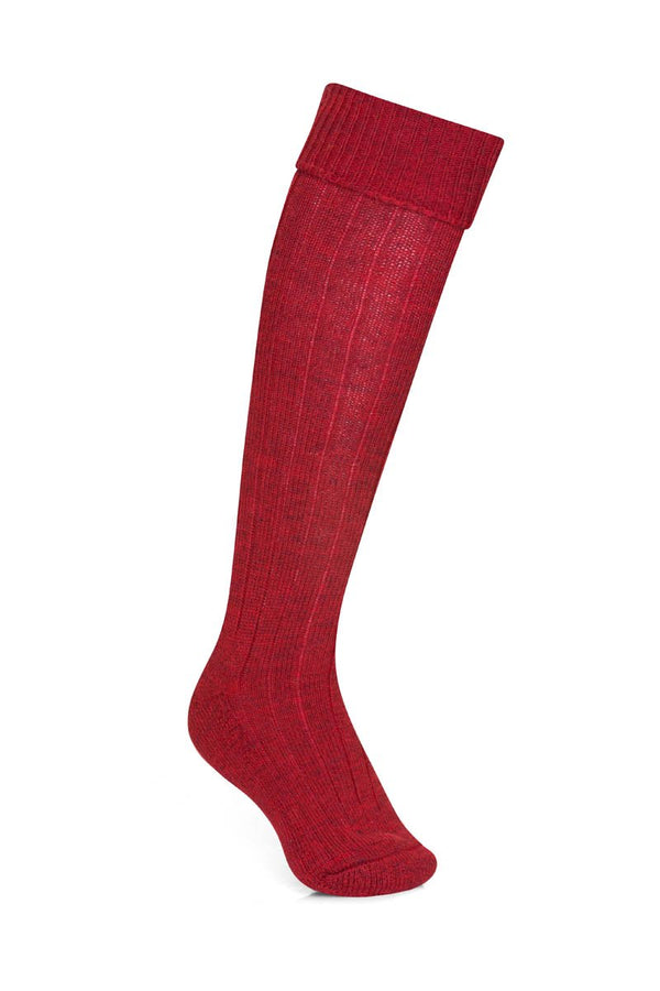 Bernard Weatherill Wool Shooting Sock Cassat Mix Savile Row Gentlemens Outfitters