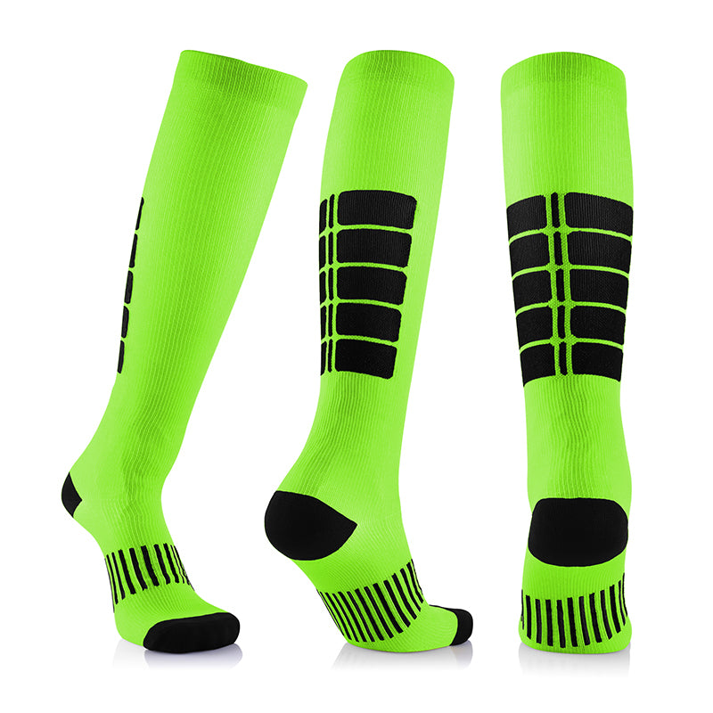 Anti Fatigue Unisex Compression Socks - 6 Packs + Free 2 Pairs