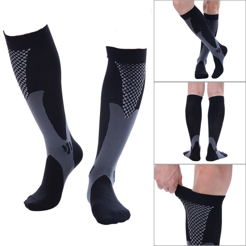Athletic Running Pregnancy Health Compression Socks - 5 Pack