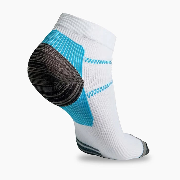 5 Pairs of Compression Plantar Socks + FREE 5 Disposable Mask