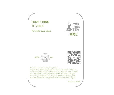 Copihue - Lung Ching 50 gr