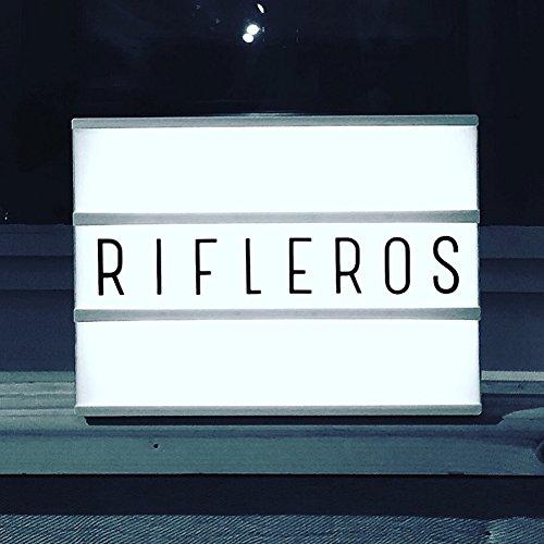 Rifleros - Am Be Wyt ti'n Aros?