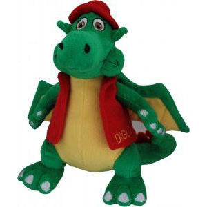 Draig Diglot (Soft Toy)