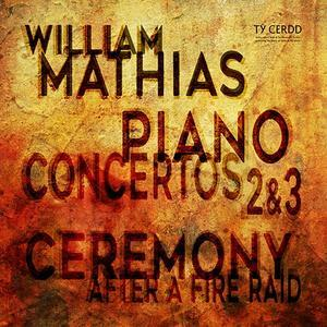 William Mathias - Piano Concertos