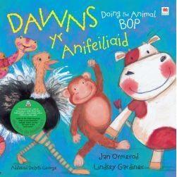 Dawns yr Anifeiliaid / Doing the Animal Bop Jan Ormerod