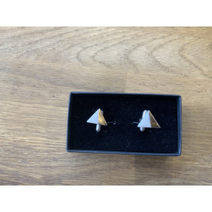 Cufflinks - Gold Dipped