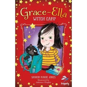 Grace Ella: Witch Camp