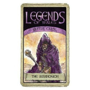 Legends of Wales Battlecards: The Mabinogion