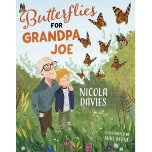 Butterflies for Grandpa Joe - Siop y Pethe