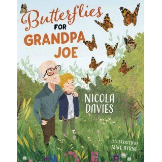 Butterflies for Grandpa Joe