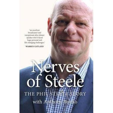 Nerves of Steele - The Phil Steele Story