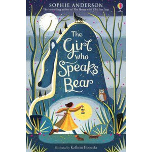 Girl Who Speaks Bear, The - Siop y Pethe