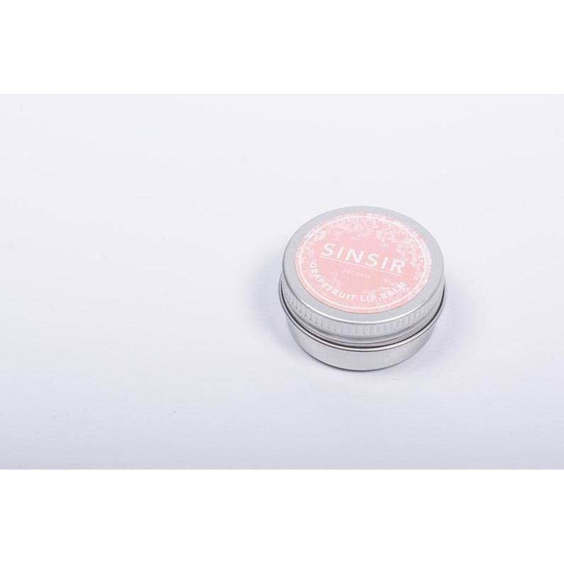 Natural and Organic Beeswax Grapefruit Lip Balm 10g - Siop y Pethe