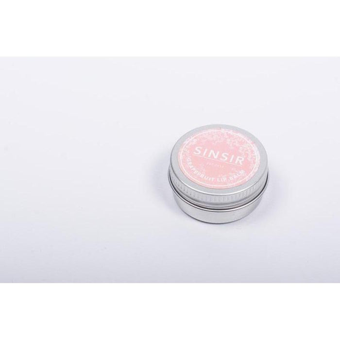 Natural and Organic Beeswax Grapefruit Lip Balm 10g
