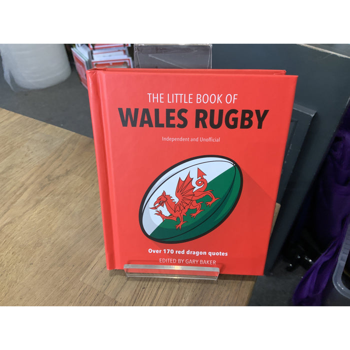 The Little Book of Wales Rugby