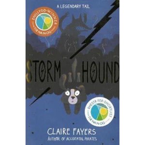 Storm Hound Claire Fayers - Siop y Pethe