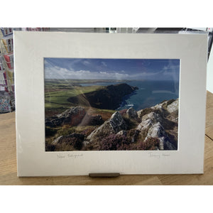 Print Bach Jeremy Moore - New Fishguard - Siop y Pethe