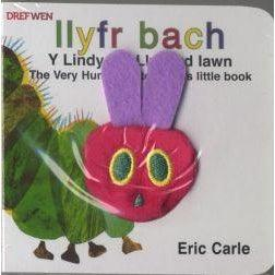 Llyfr Bach y Lindysyn Llwglyd Iawn / The Very Hungry Caterpillar's Little Book - Eric Carle