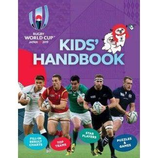 Rugby World Cup Japan 2019 - Kids' Handbook - Clive Gifford