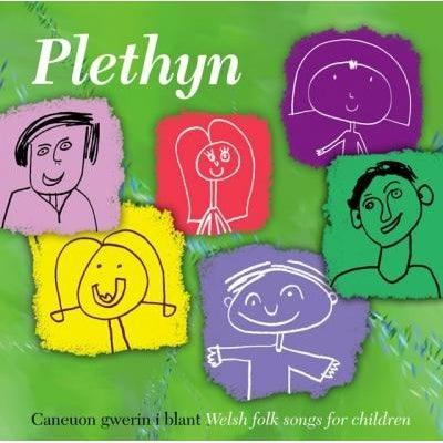 Plethyn - Caneuon Gwerin i Blant / Welsh Folk Songs for Children