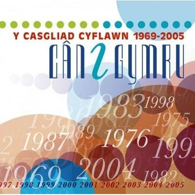 Various Artists - Cân i Gymru / Song for Wales (1969-2005)