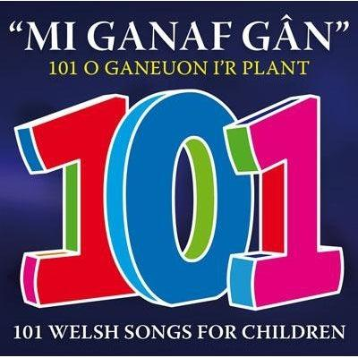 Various Artists - Mi Ganaf Gân - 101 o Ganeuon i'r Plant