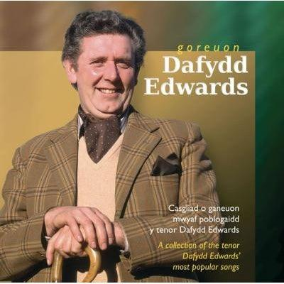 Dafydd Edwards - Goreuon / The Best of