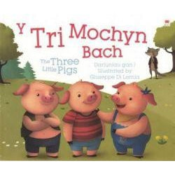 Y Tri Mochyn Bach / The Three Little Pigs - Siop y Pethe