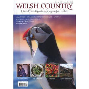 Welsh Country (Mawrth-Ebrill 2020) - Siop y Pethe