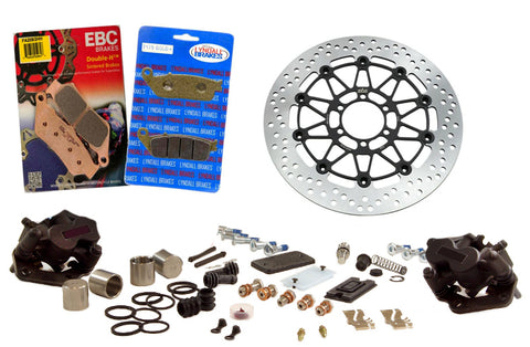 Victory, Indian motorcycle brake pads, lines, rotors, levers and hardware