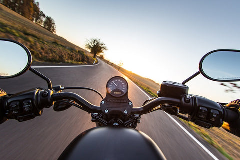 Victory and Indian motorcycle mirrors, bar end mirrors, mirror adapters and turn signal mirrors