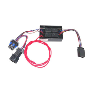 Parts Unlimited Trailer Accessory 4-Wire Trailer Isolator Indian by Namz NTIC-IND-01