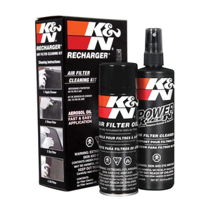 Parts Unlimited Cleaning & Detailing Air Filter Recharger Kit by by K&N 99-5000