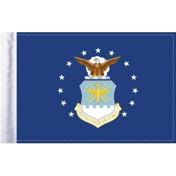 "Air Force Flag - 6"" x 9"" by Pro Pad"