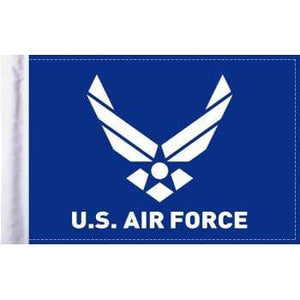 "Parts Unlimited Military Flag Air Force Flag - 6"" x 9"" by Pro Pad FLG-AFL"