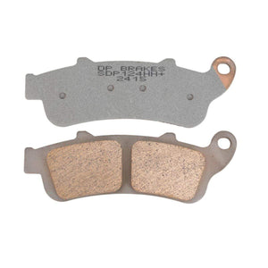 Parts Unlimited Brake Pads Brake Pads Front Sintered Metal by DP Brakes SDP124HH
