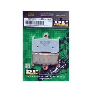 Parts Unlimited Brake Pads Brake Pads Front Sintered Metal by DP Brakes SDP922HH
