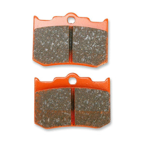Parts Unlimited Brake Pads Brake Pads Semi-Sintered for Performance Machine 137 x 4B Caliper by EBC FA216/3V