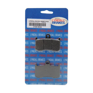 Lyndall Racing Brakes Brake Pads Brake Pads X-Treme Front 08 & Up by Lyndall Brakes 7175x