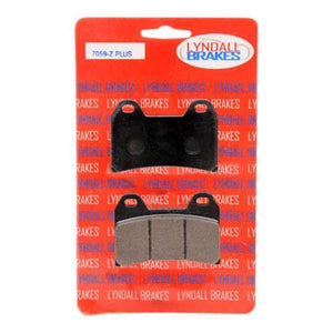 Parts Unlimited Brake Pads Brake Pads Z+ Front Up to 07 by Lyndall Brakes 7174-z