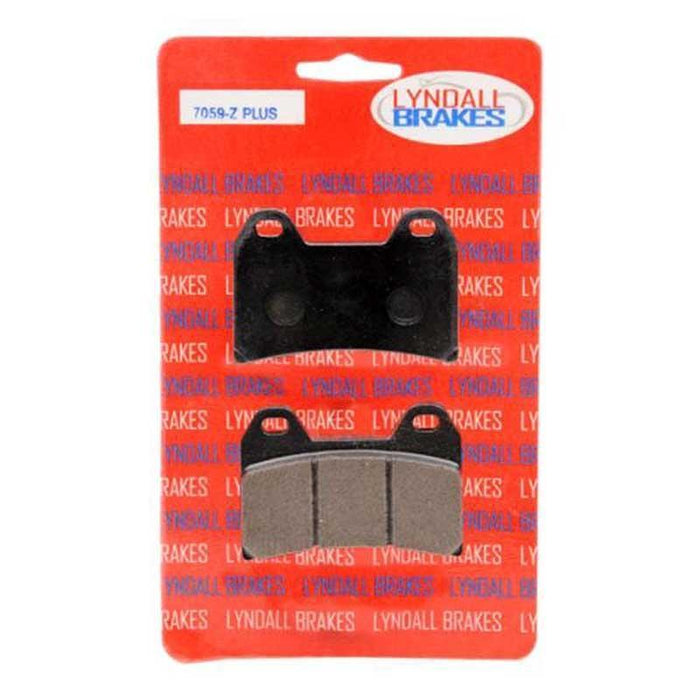 Brake Pads Z+ Front Up to 07 by Lyndall Brakes