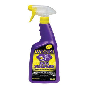 Western Powersports Bug Cleaner Bug Release 22 oz by Wizards 22081