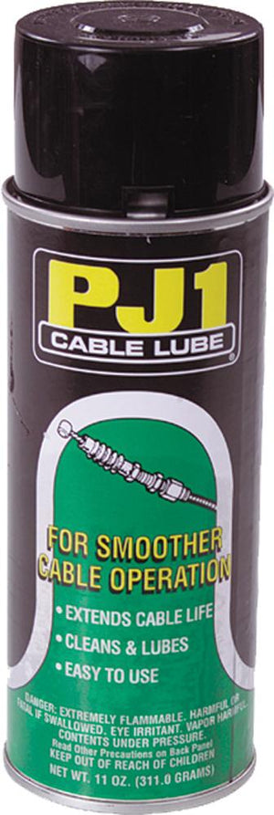 Western Powersports Cable Lube Cable Lube 11Oz by PJ1 1-12